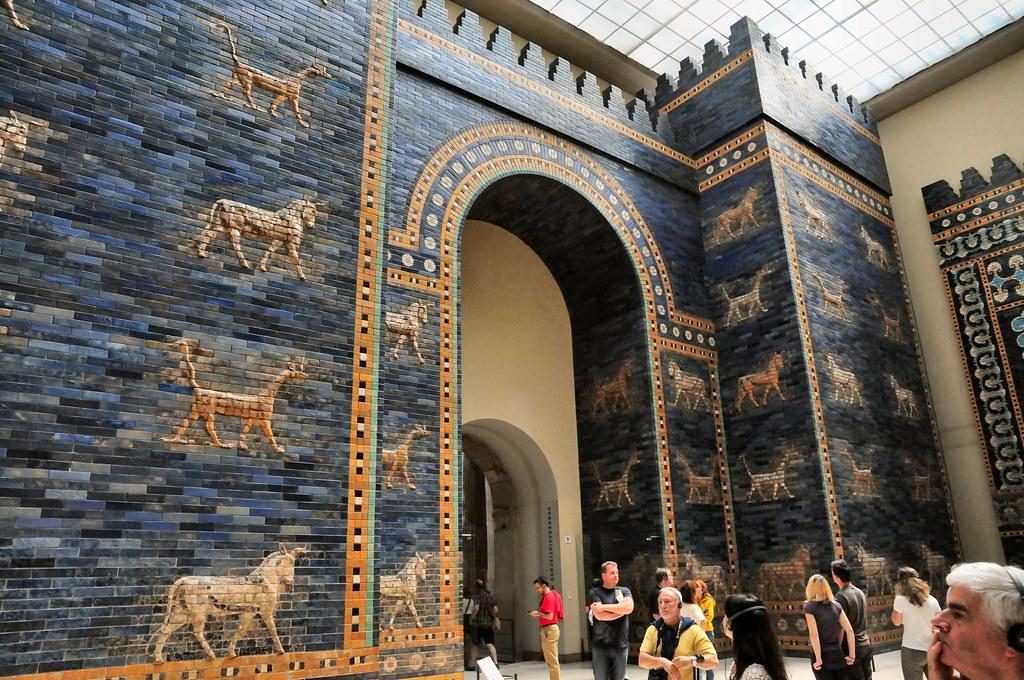 Керамическая плитка в Вавилоне