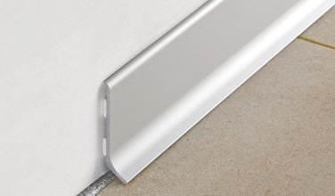 Алюминиевый плинтус – инновационные решения