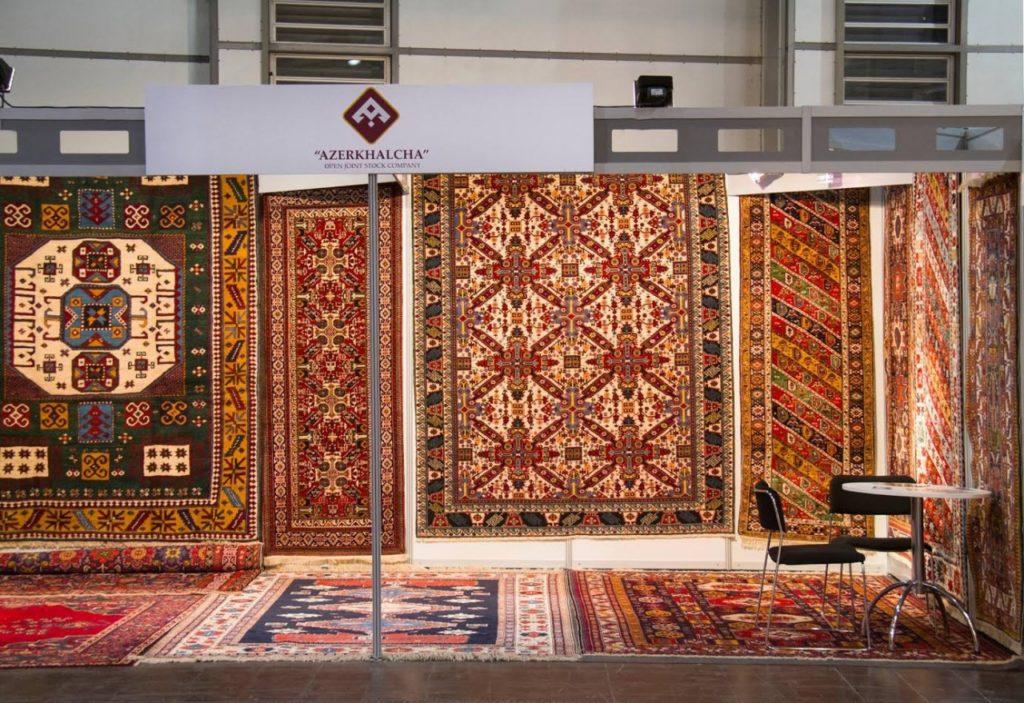Модные азербайджанские ковры