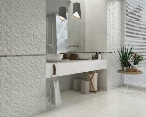 Красивая керамическая плитка в интерьере