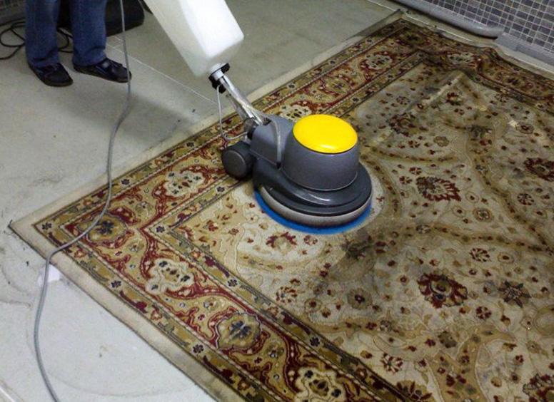 Чистка ковров домовладельцами