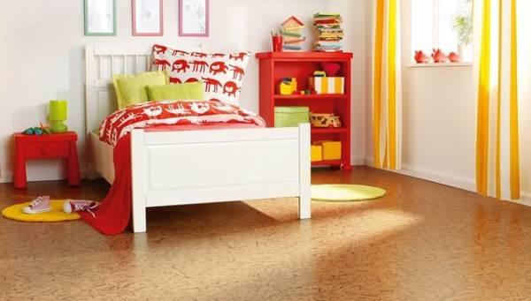 Детская – одна из главных комнат дома