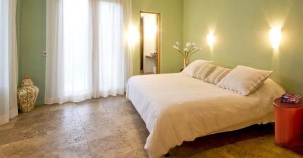 Элегантный вариант для спальни
