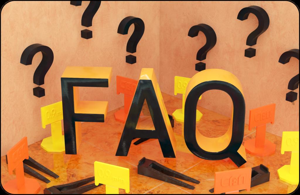 Вопросы и ответы по системам выравнивания плитки