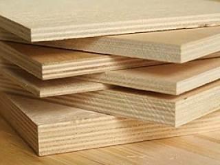 ФК плиты различной толщины.