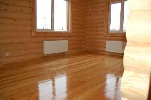 Фото демонстрирует неповторимую красоту деревянных покрытий.