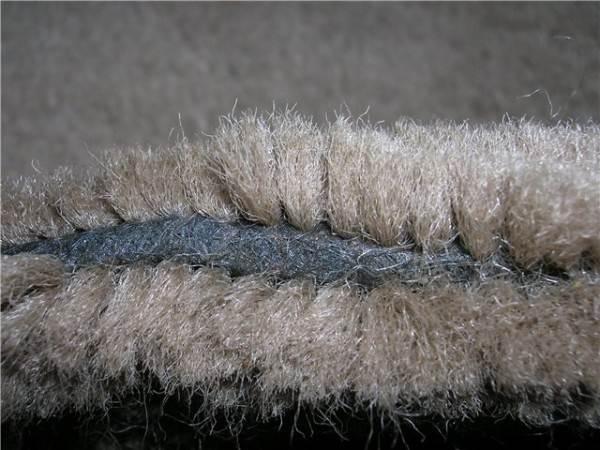 Фото изделия из натуральной шерсти