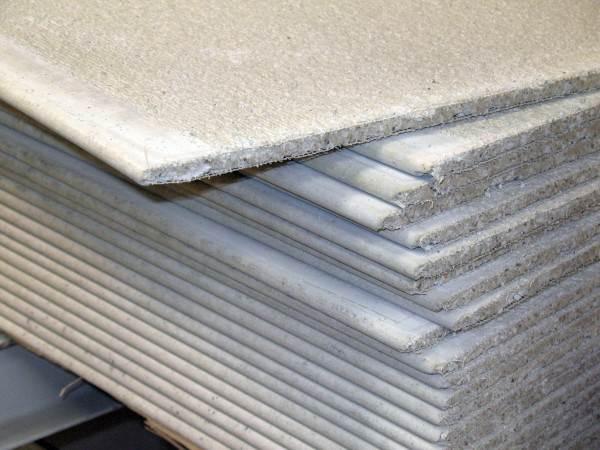 Фото листов цементно-стружечной плиты