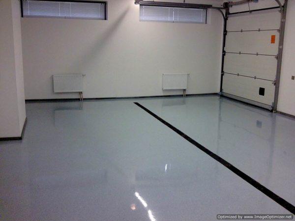 Фото напольного покрытия в гараже