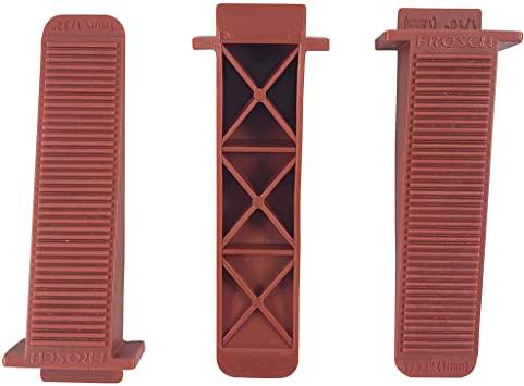 Укладка плитки с использованием системы выравнивания FROSH