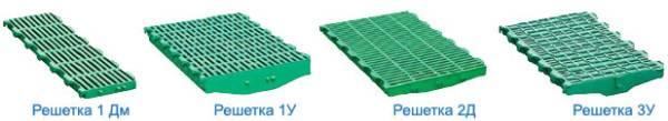 Гигиенические полы из пластиковой решетки для свинарников