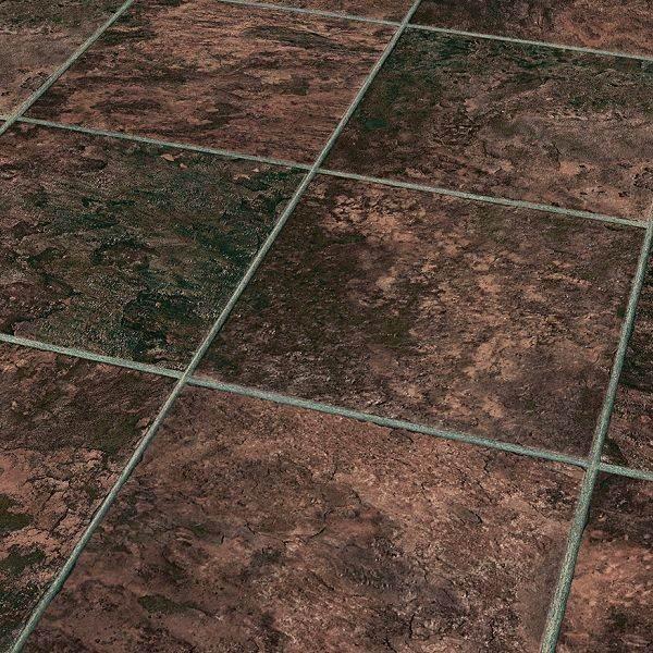 Имитация текстуры плитки
