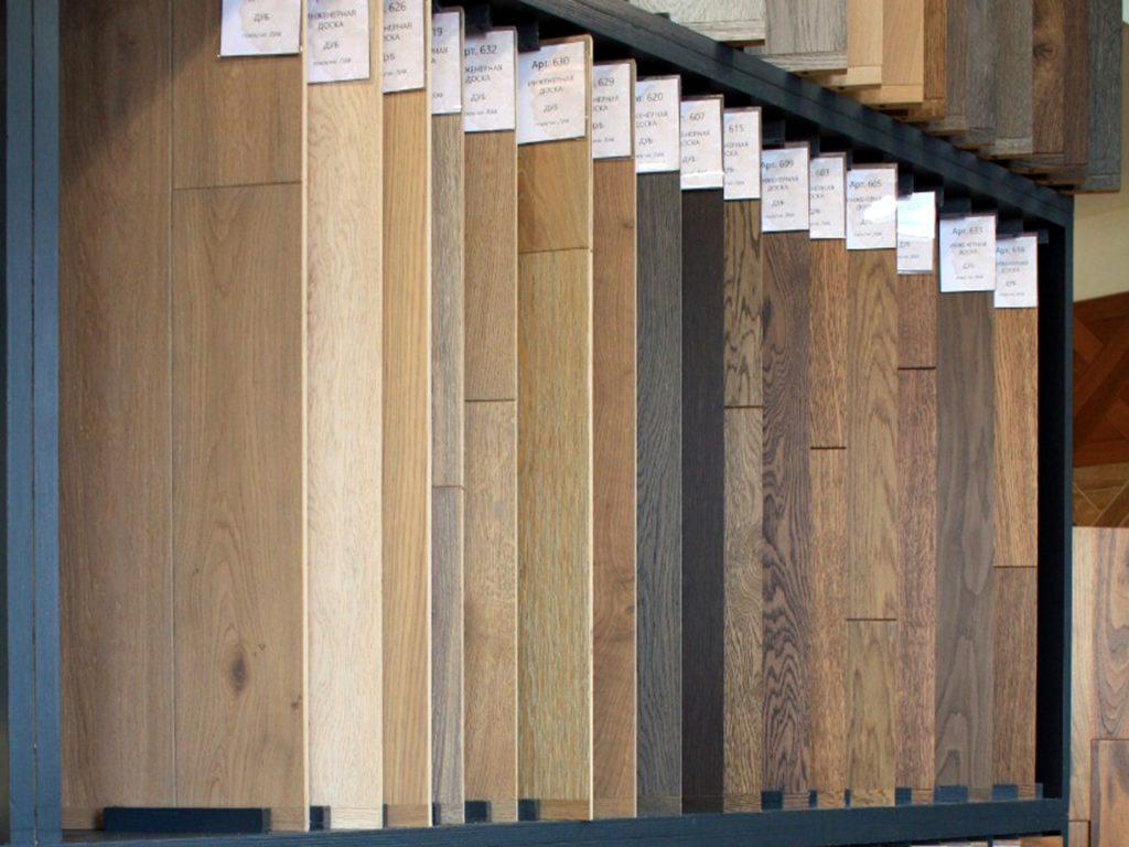 Как выбрать напольное покрытие в гостиную: инженерная древесина