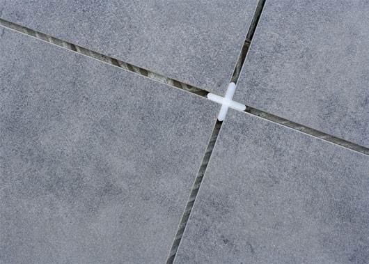 Использование плиточных крестиков