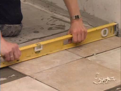 Плиточный клей для пола – главный козырь в монтаже плитки