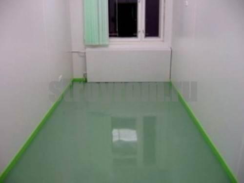 Когда наливной пол уже создан своими руками в комнате, отпадают всякие сомнения в правильности выбора