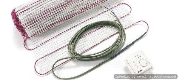 Комплект для монтажа электрического подогрева пола