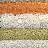 Ковровые покрытия различных цветов.