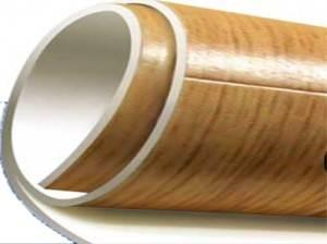 Линолеум без основы обычно изготавливают довольно толстым, чтобы компенсировать потерю в прочности и теплопроводимости