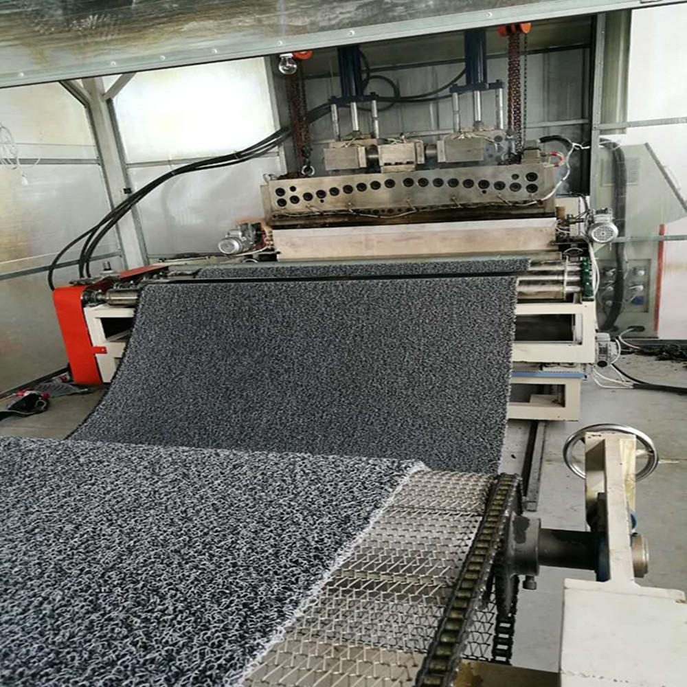 Машинное производство ковров