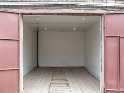 Какой выбрать пол для гаража