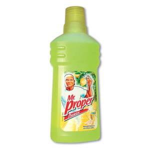 Мистер Пропер – один из самых популярных составов, предназначенных для мытья напольных покрытий.