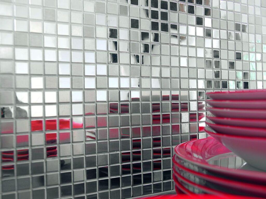 Отличная и стильная мозаичная плитка