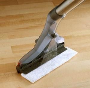 Насадка для чистки ламината
