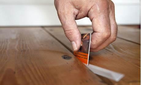Непросушенные доски часто становятся причиной скрипов