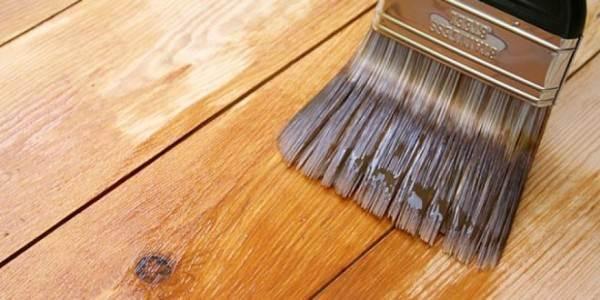 Обработка деревянных изделий специальными пропитками может производиться самостоятельно.