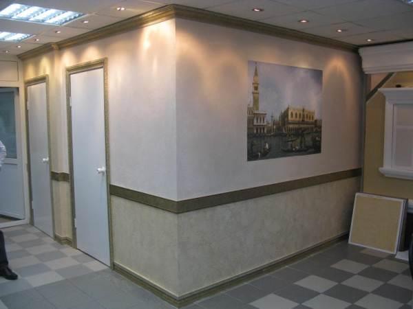 Оптимальное сочетание цветного багета с дизайном помещения