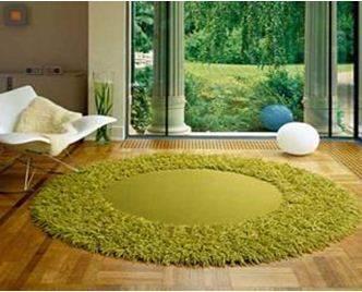 Оригинальный ковры для пола освежат любой интерьер