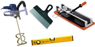 Основные инструменты