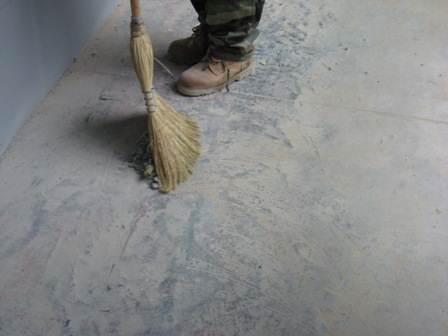 Оставленная грязь и строительный мусор могут поставить под вопрос эффективность работы обогрева