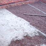Подложка бетонного пола