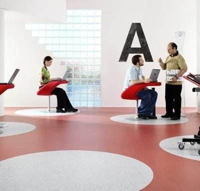 Полукоммерческий тип – оптимальный выбор для офисных помещений.