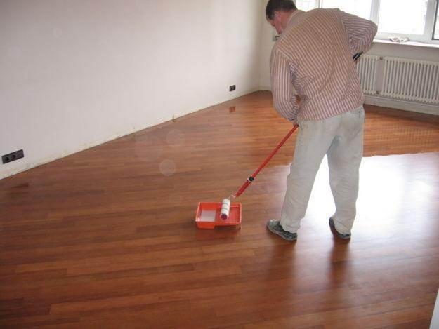 Как обновить линолеум в домашних условиях своими руками