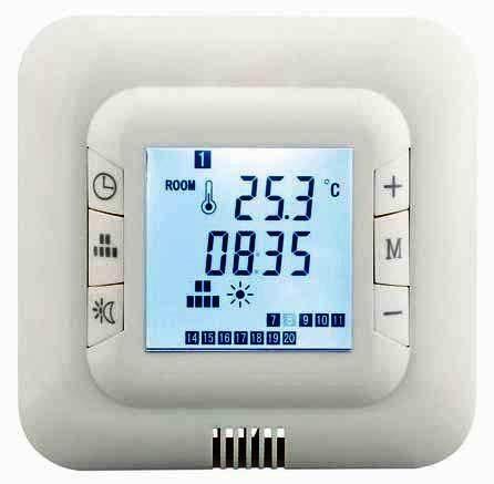 Программируемый термостат.