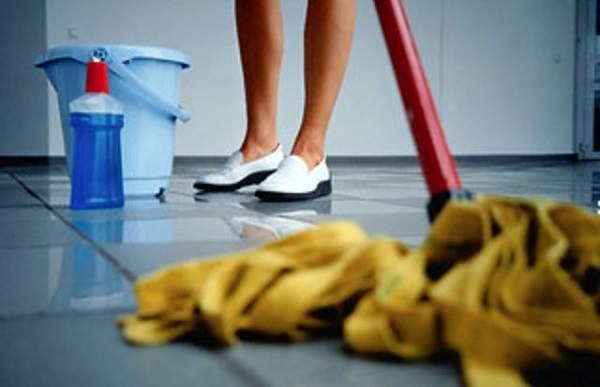 Работа по дому – обязательное занятие