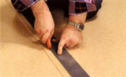 Мастика для линолеума – особенности и способы самостоятельного приготовления