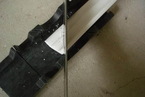 Резка с помощью плотницкого инструмента