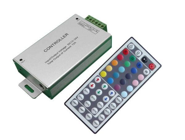 RGB контроллер с пультом