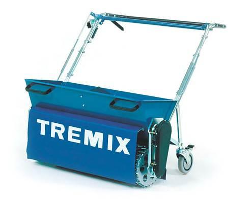 Ручная тележка-дозатор для нанесения топпинга TREMIX 830