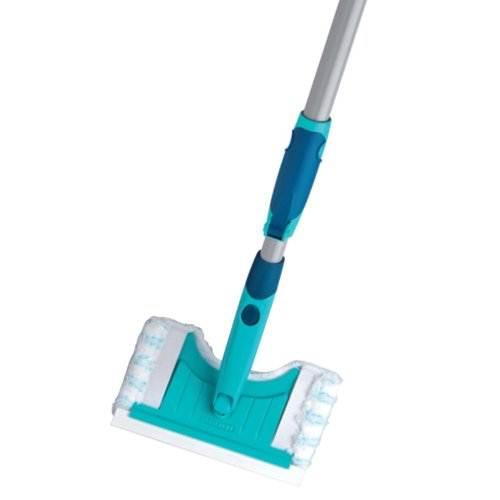 Щетка для мытья пола с телескопическим держателем – лучшая помощница в хозяйстве