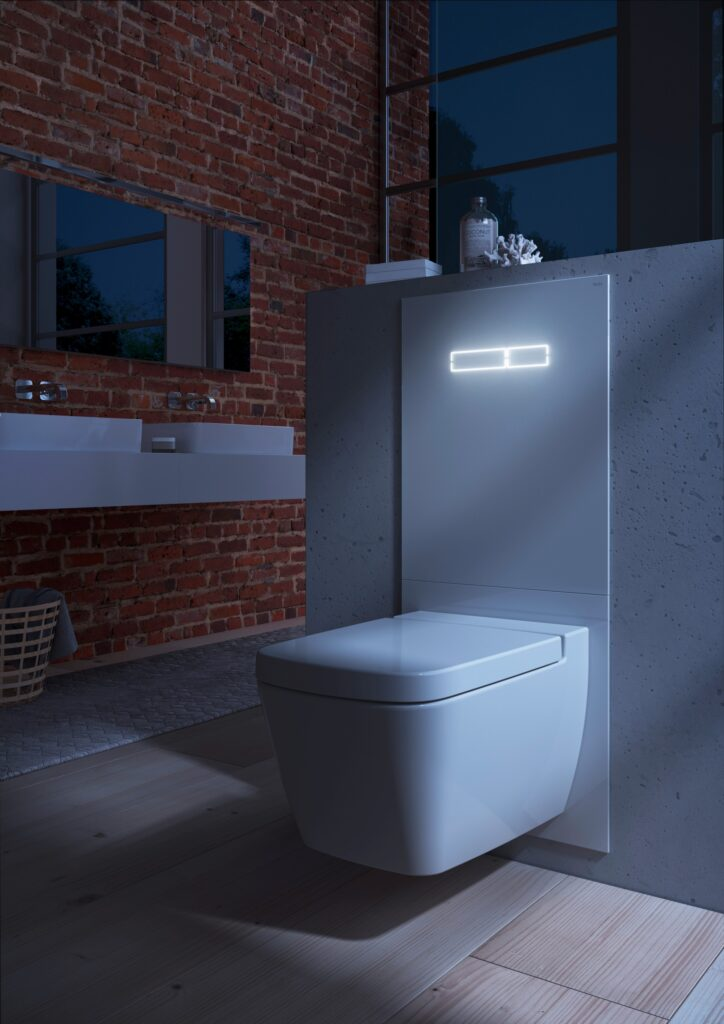 Преимущества сенсорного туалета