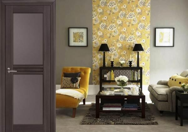 Серый окрас в дизайне интерьера