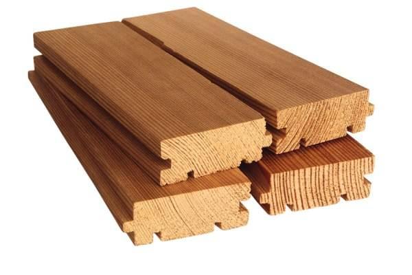Шпунт позволяет избежать появления сквозных трещин и щелей при температурном расширении материала