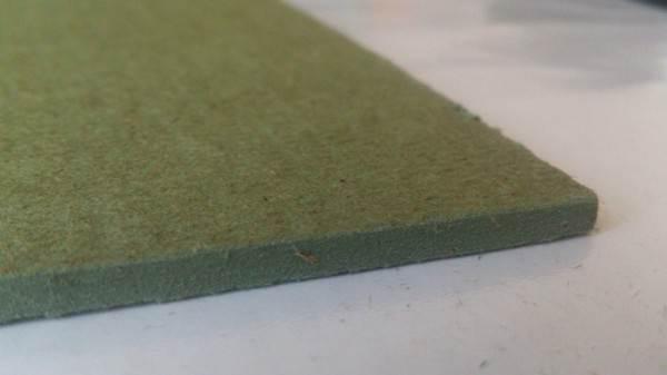 Структура достаточно нового материала - подложки isoplaat.