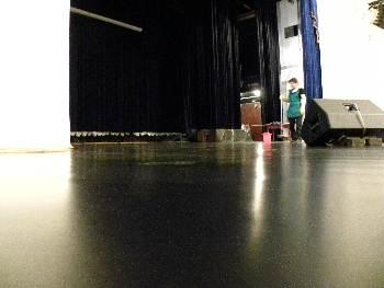 Сценический линолеум для танцевальных залов