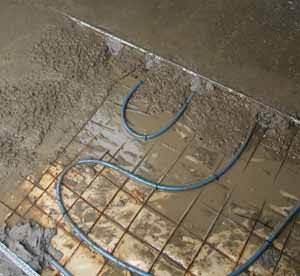 Такое бетонирование труб – самый распространённый подход, но, думается, далеко не самый рациональный